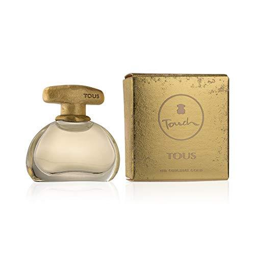 Mini perfumes de mujer como detalles de boda para invitados Tous Touch Eau de toilette 4 ml. original