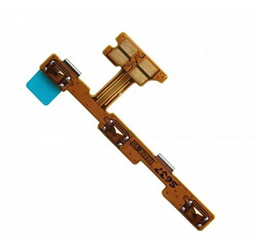 Repuesto Flat Flex Circuito Switch Key Botón Power On Off + Volume Control Botones Laterales para Huawei P8Lite 2017Pra-lx1
