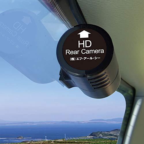 F.R.CドライブレコーダーFT-DR212W【前後デュアルカメラ搭載日本製】2019年製令和