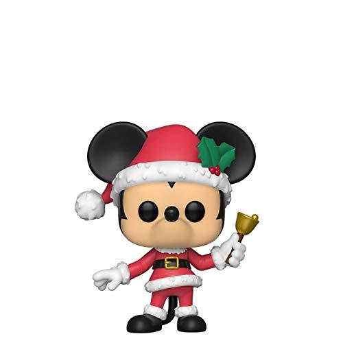 Funko - Pop! Disney Holiday - Mickey Figura De Vinil, Multicolor (43327)