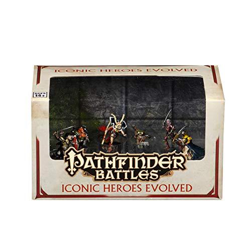 WizKids Pathfinder Battles: Iconic Heroes Evolved (WK73146)