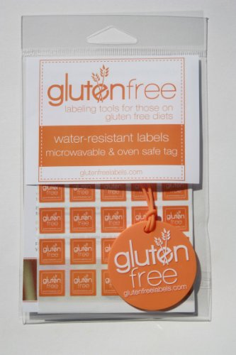 Gluten Free Labels - Petite Labels & Tag Package