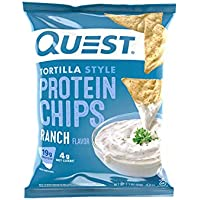 24-Count Quest Nutrition Tortilla Style Protein Chips