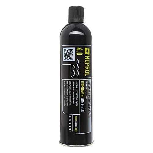 Nuprol 4.0 Ultimate Performance Premium Black Gas 420ml