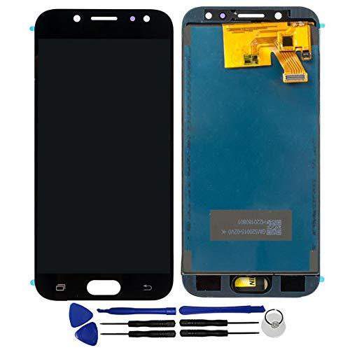 OYOG - Pantalla LCD de repuesto para Samsung Galaxy J5 2017 J530 5.2' J530F/DS (marco de bisel)