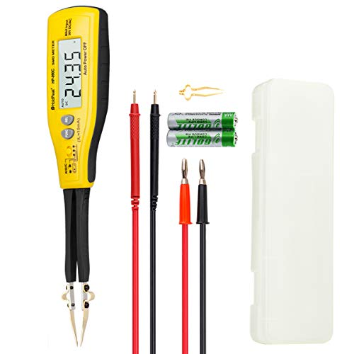 Holdpeak HP-990C Digital Smart SMD Tester 6000 Counts DMM Handheld...