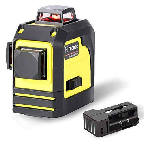 Firecore F93TR 3D auto nivelación nivel láser con bolsa suave