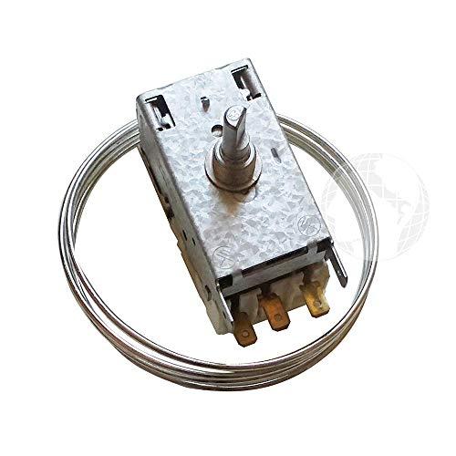 Termostato di temperatura (K59L2683) per frigorifero (ORIGINALE Beko) codice ricambio: 4502011100