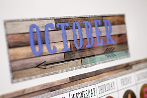Teacher Created Resources Home Sweet Classroom Calendar Bulletin Board (TCR8855) Photo #4