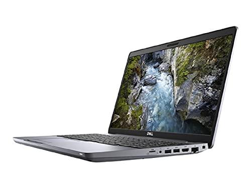 Dell Precision 3551 Estación de Trabajo móvil Gris 39,6 cm (15.6') 1920 x 1080 Pixeles Intel Core i7 de 10ma Generación 32 GB DDR4-SDRAM 512 GB SSD NVIDIA Quadro P620 Wi-Fi 6 (802.11ax)