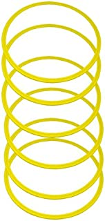 BlueDot Trading Agility & Speed Rings (6 Pieces)