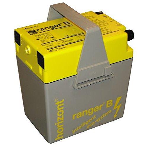 "Preisvergleich Produktbild Elektrozaungerät ""ranger B"" Batteriegerät mit intelligentem eco-system + horizont-Stromsparschaltung"