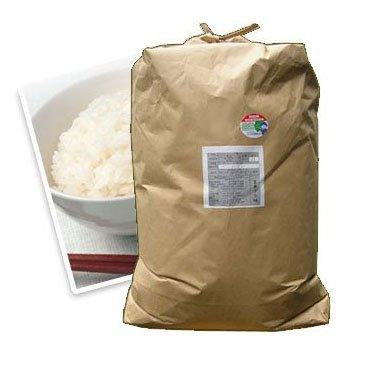 秋田県産 無洗米 白米 ササニシキ 無農薬 無化学肥料 めんこいお米 30kg 令和2年産
