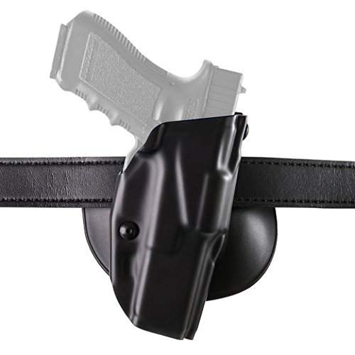 Safariland Glock 19, 23 6378 ALS Concealment Paddle Holster, Plain Black, Right Handed