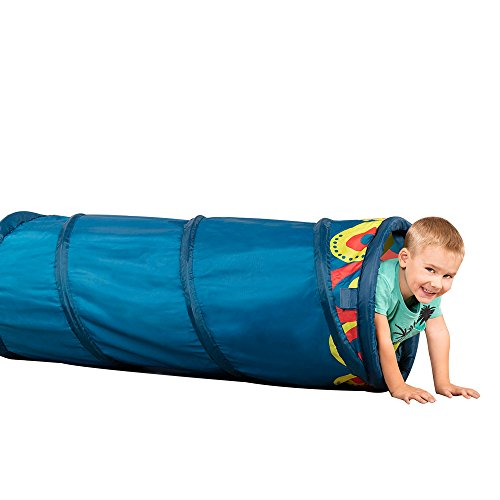 Product Image of the B. Toys – Play Tunnel for Kids – Fun'o Tunnel – Indoor & Outdoor –...