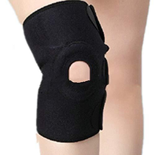 Rodillera Soporte Brazalete Estabilizador de manga de compresión para artritis Meniscus Rótula Protector Running Hombres Mujeres 1PCS