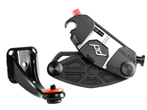 Peak Design Capture Mount with Bino Kit (Carry Binoculars on Any Backpack, Strap or Belt)