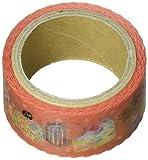 RoundTop Designer Washi Tape 20 mm x 5 m, Formschnitt, Süßigkeiten (RT-MKM-012)