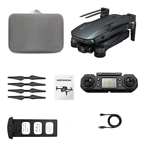 Drone M9 con telecamera a 3 assi 6K GPS 5G Wi-Fi Drone pieghevole con monitoraggio intelligente, scatto surround, volo Waypoint, volo 28 min, per principianti e adulti