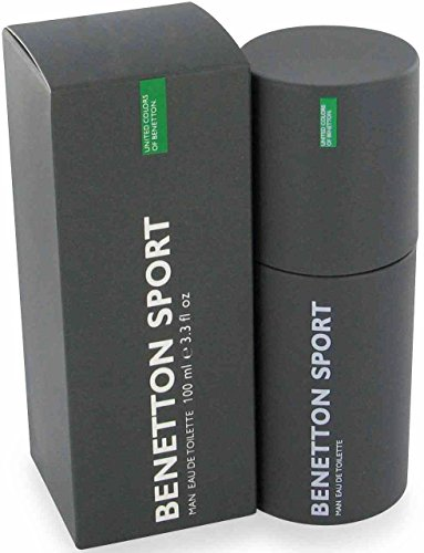 Benetton Sport Man Eau de Toilette Spray 100ml