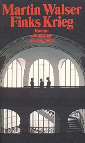 Finks Krieg: Roman (suhrkamp taschenbuch)