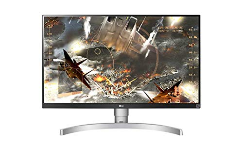 """(Renewed) LG Ultragear 27"""" 240Hz, 1ms, G-Sync Compatible, HDR 10, IPS Display Gaming Monitor, Height Adjust, Pivot Stand, Display Port, HDMI Port - 27GN750"""