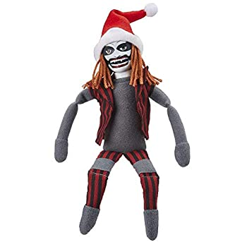 The Fiend On The Scene Bray Wyatt Holiday Plush Toy Multi