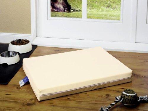 Medizinisches Hundebett PULMACELL safe, 80x120x8 cm, beige
