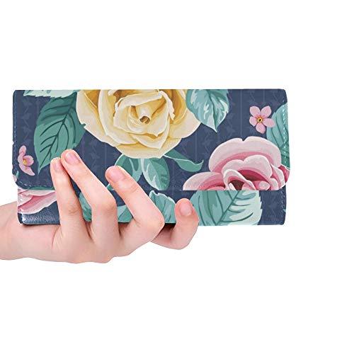 Ramos de Flores Personalizados únicos Rosas Boda Mujeres Cartera Trip