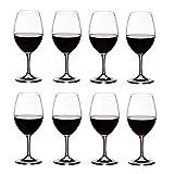 [正規品] RIEDEL リーデル 赤ワイン グラス 8個セット オヴァチュア レッド・ワイン 350ml  6408/00-8