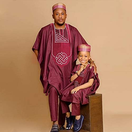 African outfits male _image0