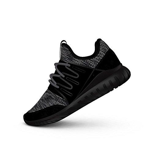 adidas Herren Tubular Radial Sneaker Originals (45 1/3 EU)