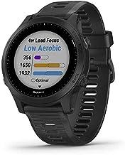 Garmin Forerunner 945, Premium GPS Running/Triathlon Smartwatch with Music International Version, Black