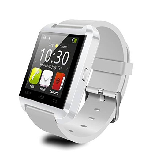 ParaCity U8 Bluetooth Smart-Watch Phone Armbanduhr Handy für Android-System Smartphones Galaxy HTC LG