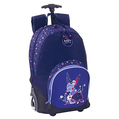 Sac à Dos à roulettes Fox Purple - BODYPACK