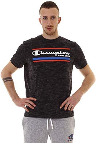 Champion Crewneck Camiseta para Hombre - algodón Talla: XL