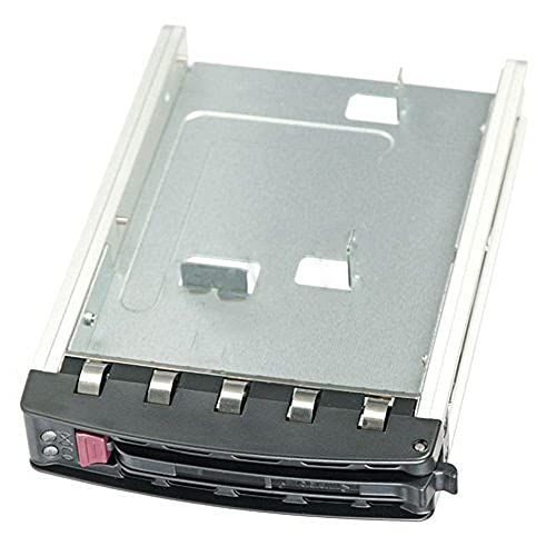 Supermicro AC MCP-220-00080-0B 3.5-Inch HDD to 2.5-Inch HDD Converter Tray RTL Components