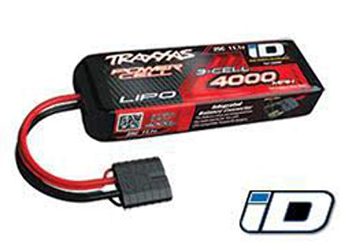 Traxxas 2849X 3-Cell LiPo Battery 4000