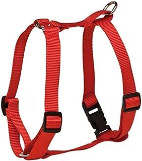 "Prestige Pet Products Dog Harness 3/4"" X 12-20"" (30-51cm), Red"