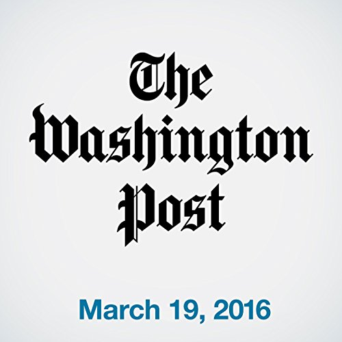 Top Stories Daily from The Washington Post, March 19, 2016 copertina