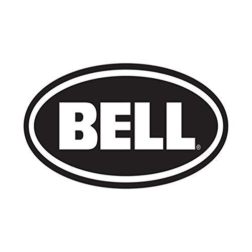 Viseira flexível Bell Moto-9BELL One Size branco 7111623