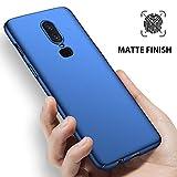 maxx Xiaomi Pocophone F1 Hülle, Hardcase Handyhülle, Bumper Schutzhülle, Premium Handy Schutz passend für Xiaomi Pocophone F1, Blau (Doppelpack, 2 Stück) - 5
