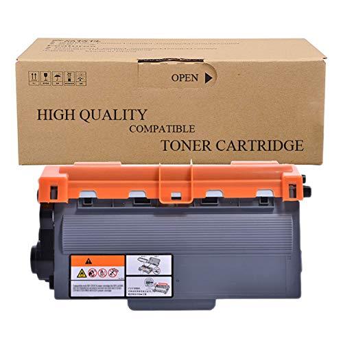 SHZJZCompatible con Brother TN3335 Cartucho De Tóner para Brother HL-5440D / 5445DN / 5470DWT / 5472DW, Cartucho De Impresora MFC-8520DN / 8510DN / 8910DW / 8950DW / 6180DW,Negro