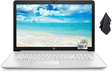 2021 Newest HP 17 3 FHD IPS LED Display Laptop Intel Quad Core i5 10210U Processor 16GB Memory product image