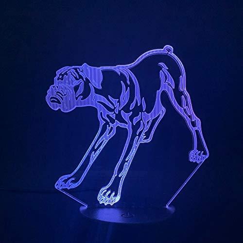 HNXDP Luz noche LED Luz perro animal niños Luces