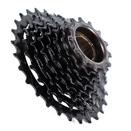 EBIKELING 7 Speed Freewheel - 7 Speed Cassette Gear - 14-28 Bike Sprocket / 8 Speed Freewheel - 8 Speed Cassette Gear - 13-28 Bike Sprocket (7 Speed Freewheel)