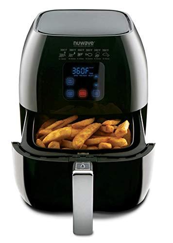 NuWave Versatile Brio Air Fryer with One-Touch Digital Controls