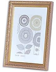 """Victor antieke fotolijst""""Rubens"""" - rand: 30x20mm - echt glas - barokke stijl - antieke lijst - rand: 30x20mm - echt glas - in verschillende maten en kleuren"""