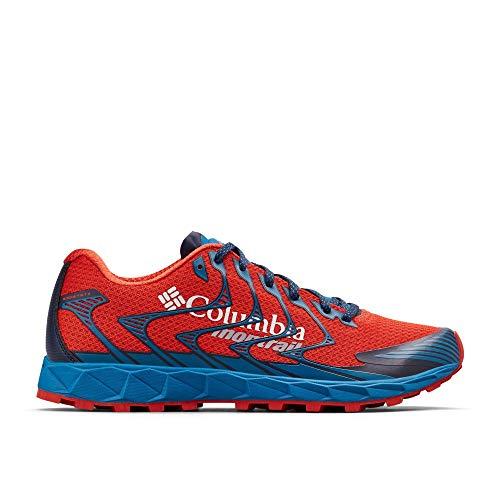 Columbia Rogue F.k.t. II, Zapatillas de Running para Asfalto para Hombre, Rojo (Super Sonic, Je 845), 48 EU