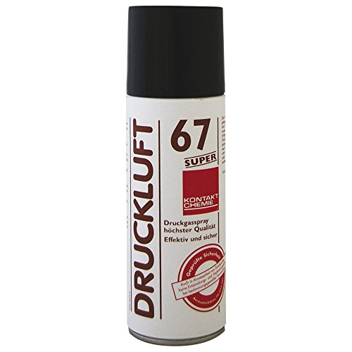 KONTAKT CHEMIE 33191 KONTAKT CHEMIE Druckluftreiniger DRUCKLUFT 67 SUPER, 400 ml